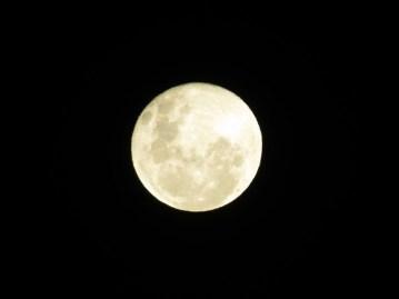 La luna de plata