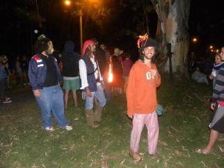 Carnaval Guazuvirá 2014 – La Previa