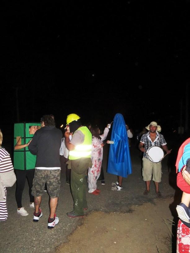 Carnaval Guazuvirá 2014 - La Previa