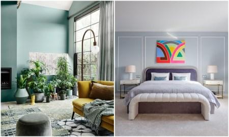 гостиная, спальня, арки, зелень, растения, интерьер, тренды, 2020, ремонт, дизайн, мода, 10 трендов