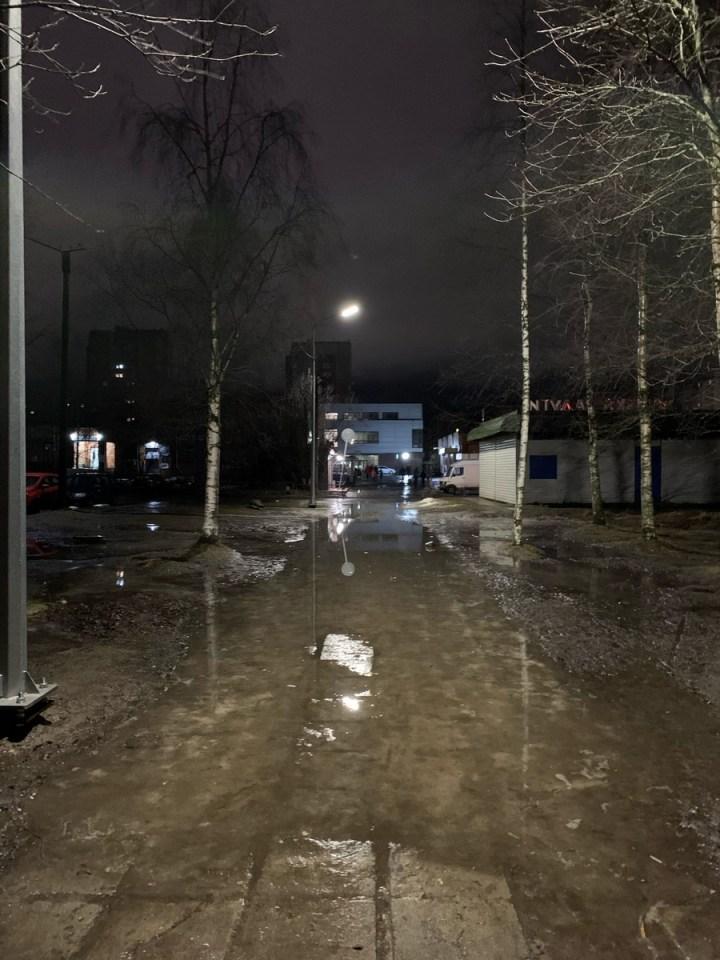 Попова, Петрозаводск