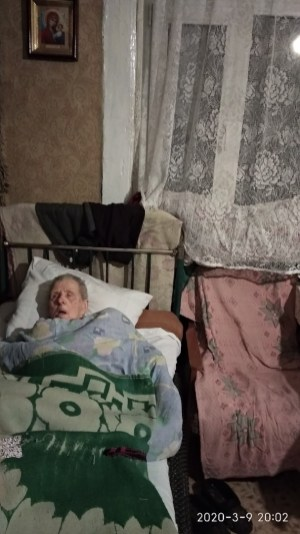"""Аварийный дом на улице Санаторной. Фото: """"Отражение. Карелия"""""""