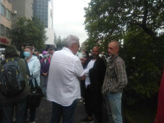 "Олег Липовецкий (по центру) Фото: ""Губерния Daily"""