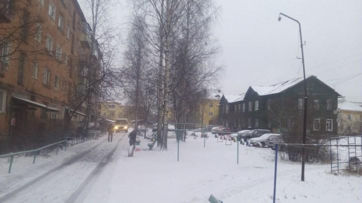 фонари, хима, Медвежьегорск
