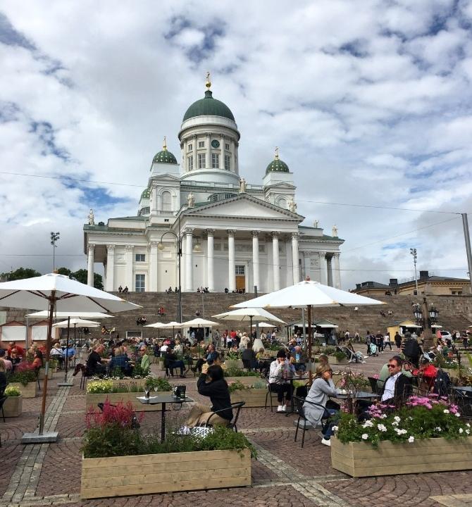 площадь Хельсинки