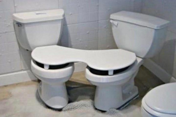 унитаз, туалет, сантехника