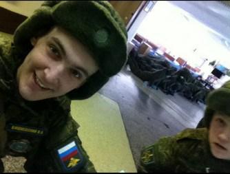 Погибший Владимир Вишневский