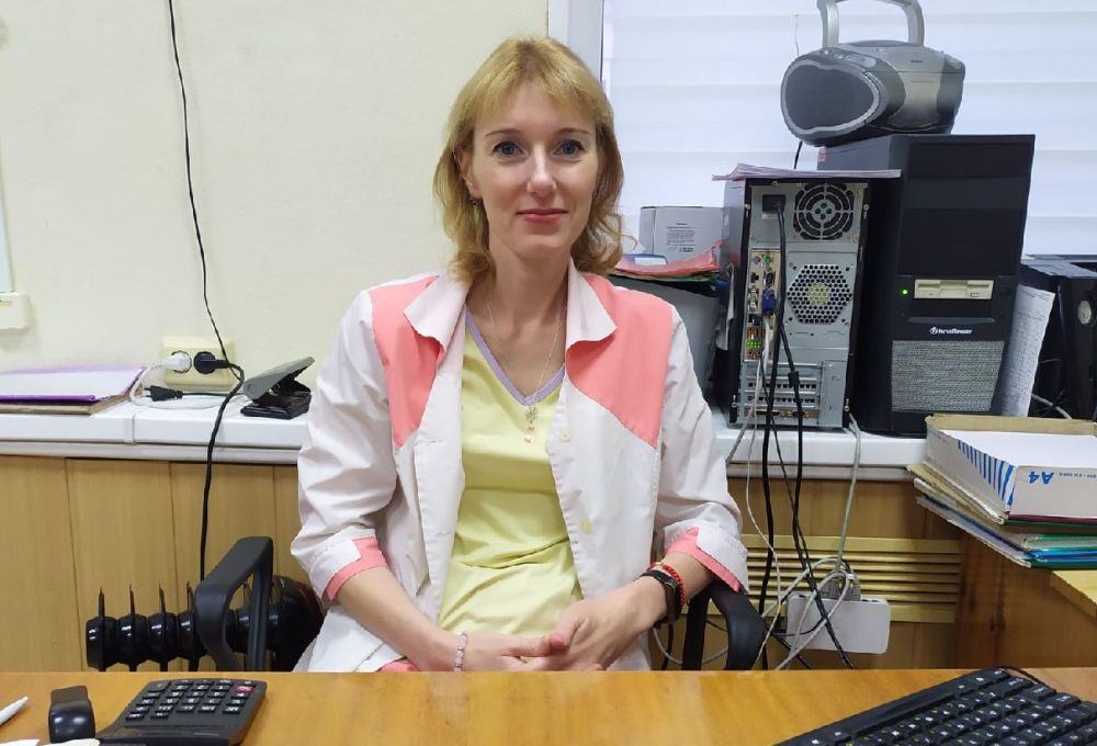 Людмила Балашова диетолог