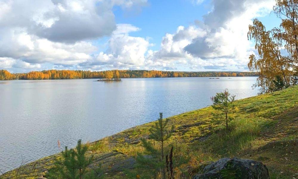 озеро Карелии