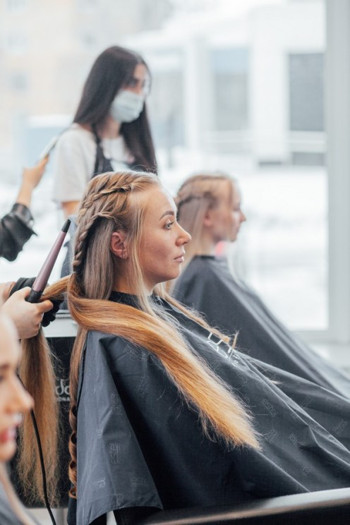 дейенерис таргариен, прическа, косы, учебный центр профи, петрозаводск, курсы парикмахеров