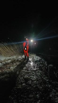 поиски пропавшего рыбака на Ладоге