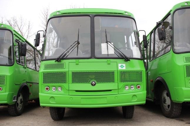 Автобусы в Пскове