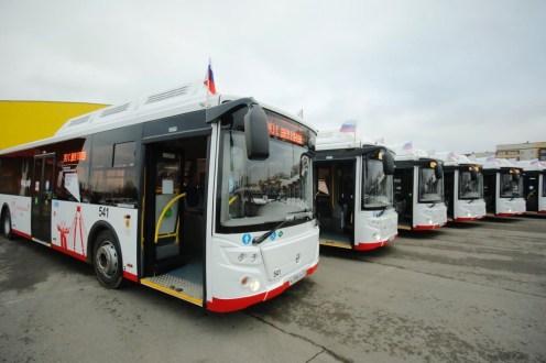 Автобусы в Череповце