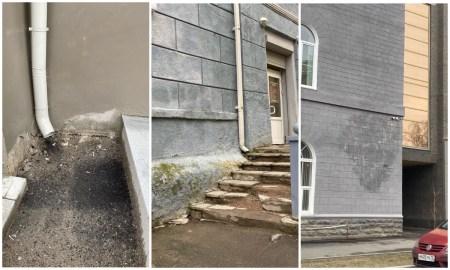 недочеты ремонта на домах в Петрозаводске