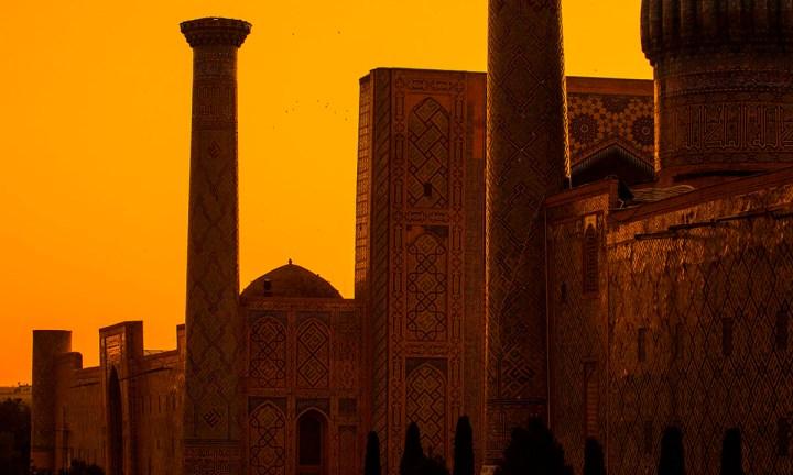 Туризм в Узбекистане для Россиян