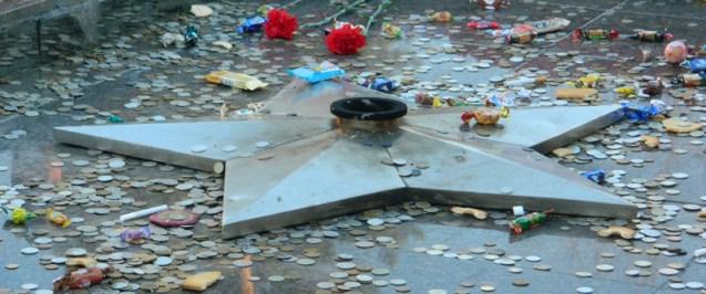 вечный огонь в карельском городе горит только 9 мая