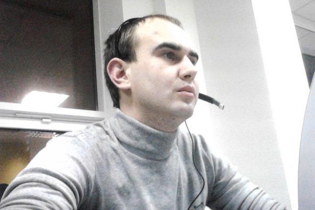 Максим Рогачев