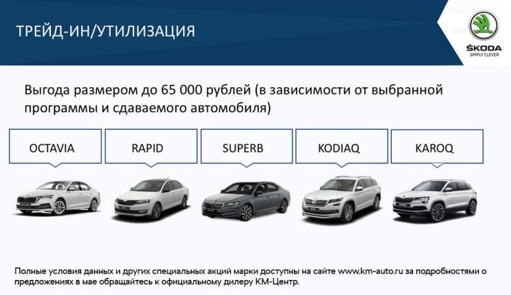 Купить автомобиль Skoda