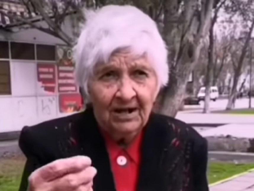 пенсионерка Володин