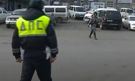 В Карелии пьяный пенсионер сбил полицейских