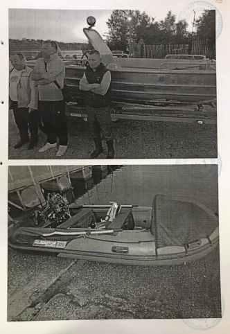 Катер с пьяными депутатами «ЕдРа» врезался в лодку семьей