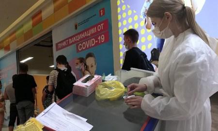 В России отказались от идеи вакцинировать 60% населения