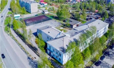 Школа в Медвежьегорске