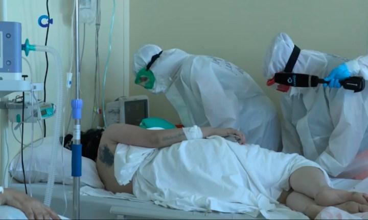 «Это невыносимо» - в петрозаводском ковидном центре 2 недели фиксируют рост заболеваемости