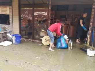 Джубга наводнение 2021