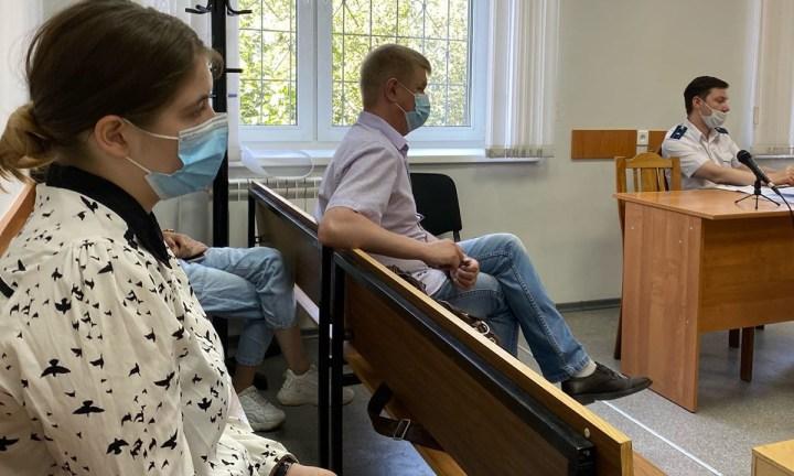 Гашков Петрозаводский водитель, обвиняемый в смертельном наезде на двух женщин, попросил прощение у пострадавших в зале суда