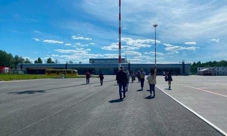 аэропорт петрозаводска