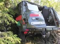В аварии под карельским городом массово пострадали люди