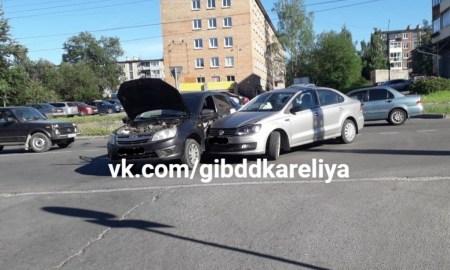 авария, такси, Петрозаводск