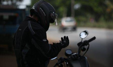 мотоцикл, дорога, авария