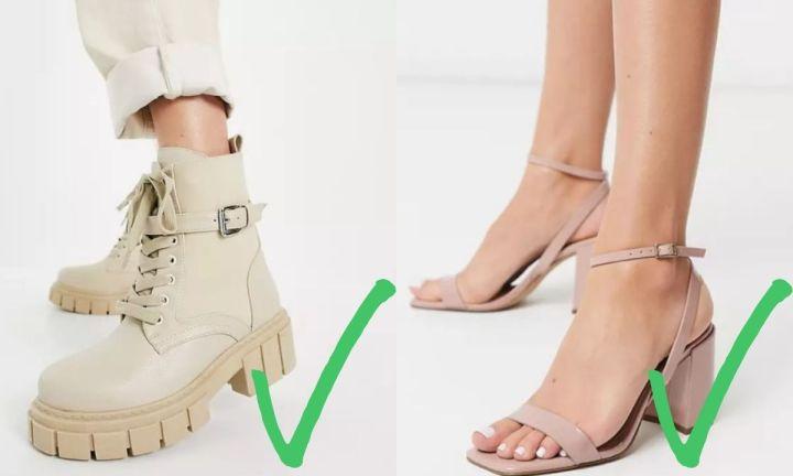 ноги, обувь, асос