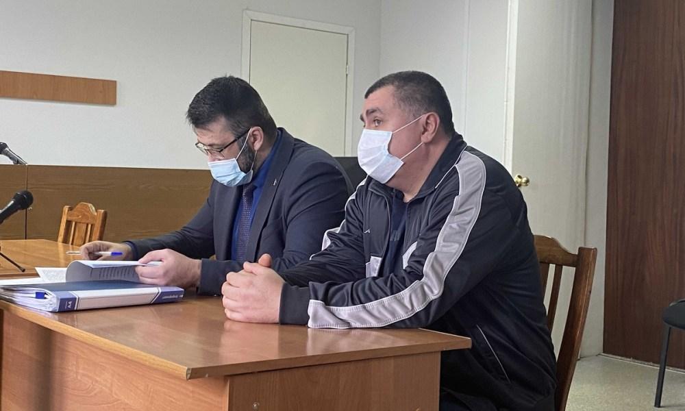 Артем Гашков, водитель, суд