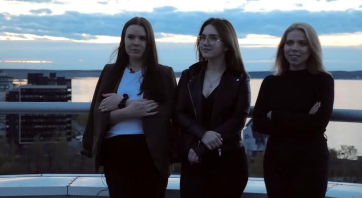 девушки, Джарахов, блогеры
