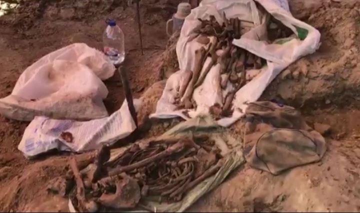 Более 200 человеческих останков обнаружили в Карелии
