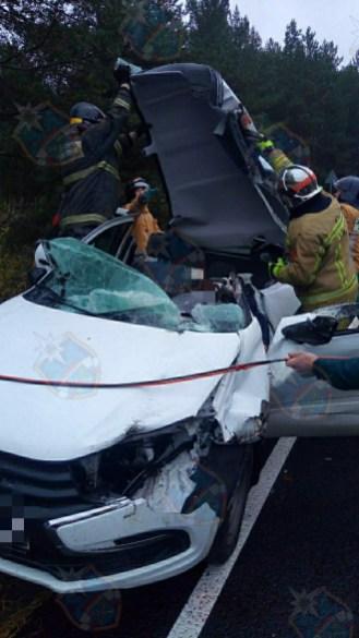 Фото: аварийно-спасательная служба Ленобласти