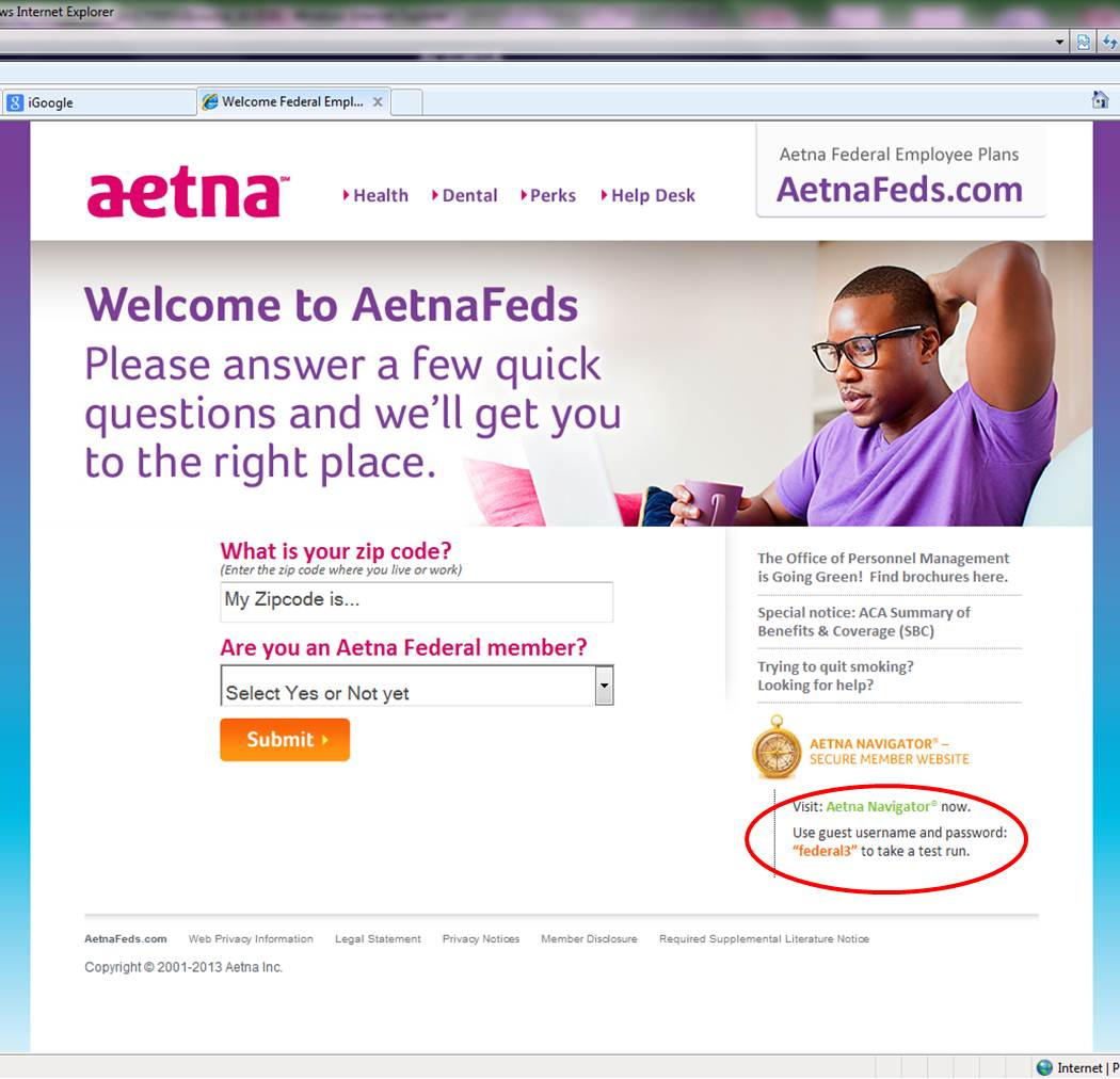 Hey Feds Price Shopping for Rx Meds Dont ask Aetna  GubMints