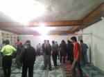 Suasana pemilihan ketua LPMK