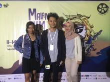 Foto bersama setelah diskusi (12/04/2017). Foto: Arsip Malang Film Festival 2017