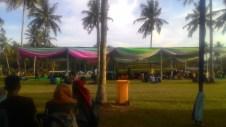 Human Rights Youth Camp 2017, Taman Purbakala, Lampung Timur.