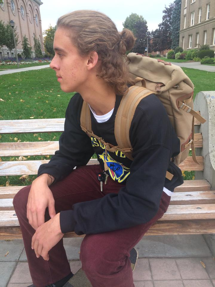 The Rise Of MUNS Man Buns On Campus GU Bulldog Blog