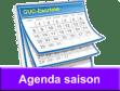 Agenda compétitions événements GUC Escrime
