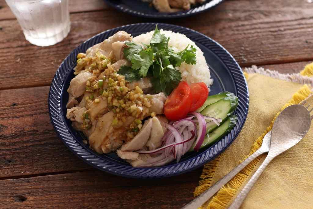 【レシピ】炊飯器で作る絶品カオマンガイ