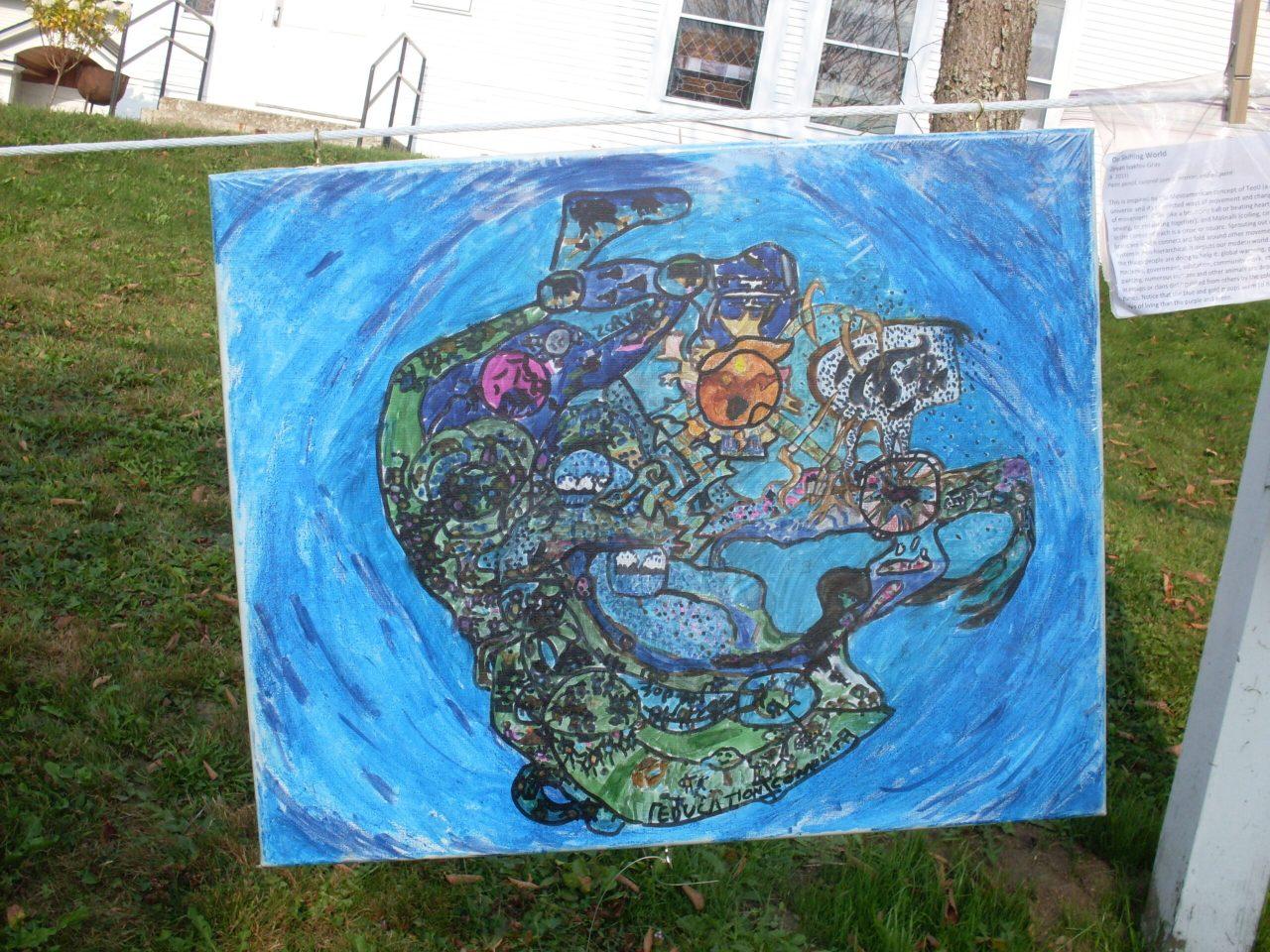 2020 – Summer Art – Outdoor Exhibition