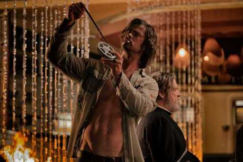 Bad Times at the El Royale Filmrolle