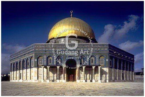 3 (Tiga) Masjid Suci Kiblat Bagi Umat Islam