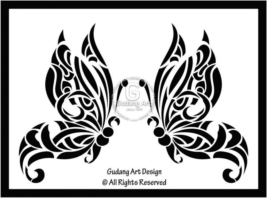 Contoh Desain Artwork Tembaga Klasik